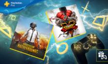 PS Plus : PUBG et Street Fighter V débarquent en septembre