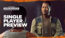 Star Wars : Squadrons, un mode solo à points de vue multiples