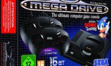 Soldes – la Mega Drive Mini de SEGA en profite aussi !