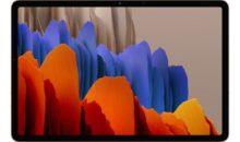 Samsung : la Galaxy Tab S7 est disponible à la vente, tarif spécial chez Fnac