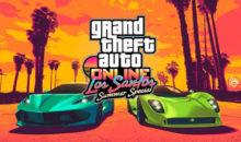 GTA Online : De nouveaux véhicules avec le pack spécial été