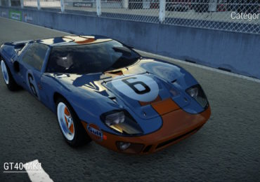 gear club unlimited 2 tracks edition ford gt 40