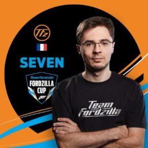 Forza Motorsport : La photo officielle de Fabien Piffet