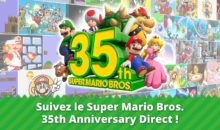 Mario a 35 ans : ENFIN, Nintendo abat ses cartes avec un gros line-up Switch