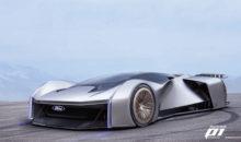 Ford P1 : La voiture créée par les gamers