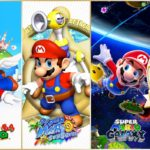 mario sunshine 3D all-stars