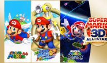 Switch : du stock pour Super Mario 3D All-Stars