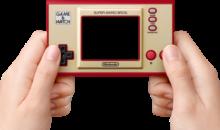 Concours : nous vous offrons le Game & Watch : Super Mario Bros. !