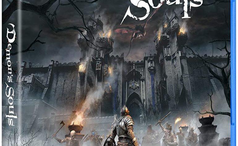 demon's soul jaquette ps5