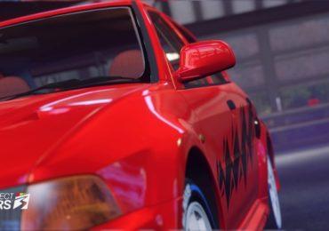 Photo d'une Mitsubishi Lancer, véhicule de notre Carrière