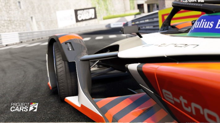 Formule E à Monaco
