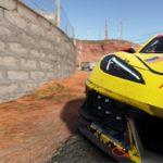 Project Cars 3 : Corvette C8 en plein virage