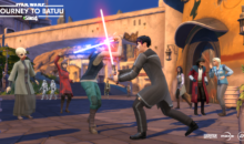 Stars Wars : que la force soit avec Les Sims 4, sur Batuu !