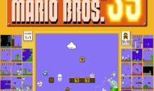 Super Mario Bros. 35 : la battle royale…façon Mario !