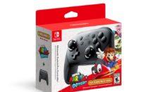 Switch : Un pack Pad Pro et Super Mario Odyssey annoncé