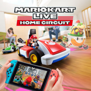nouveau mario kart live switch