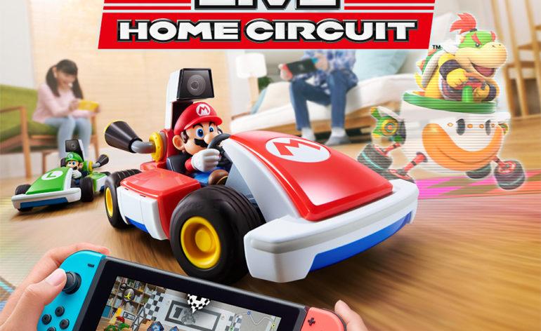 nouveau mario kart live switch
