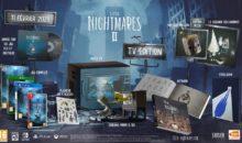 Little Nightmares II : réservez l'édition TV qui déchire sa console !