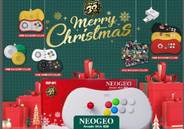 arcade stick mini neo geo