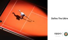 Oppo célèbre Roland-Garros et le «Shot of the Night»