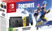 Le pack Switch Fortnite en précommande en France, à tarif sympa !
