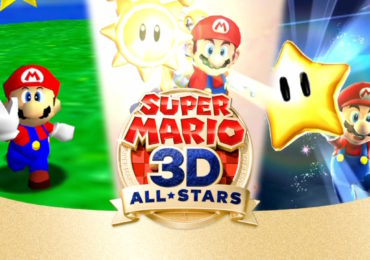 mario 3D switch
