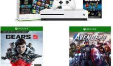 Un pack Xbox One S + 3 jeux à prix d'or, pendant le Prime Day