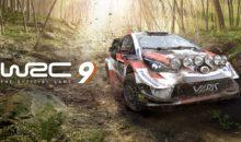 WRC 9 : du contenu gratuit disponible dès maintenant