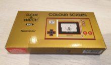 Notre déballage de la console Game & Watch Super Mario Bros. [Unboxing]