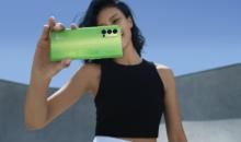 Smartphones : L' OPPO Reno4 Pro Green Glitter est disponible