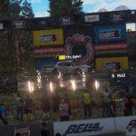 DiRT 5 : Podium après la course