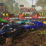 DiRT 5 : Premier virage d'une course