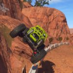 DiRT 5 : Wall-ride en Pathfinder