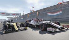 Jarno Opmeer et Red Bull champions des F1 Esports Series 2020