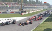 F1 Esports : Tonizza et Ferrari en pole à domicile