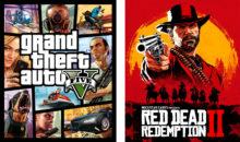 GTA 5 et RDR II (PS4/One) sont bien compatibles avec les PS5 et Xbox Series