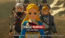Test de Hyrule Warriors : L'Ère du Fléau sur Switch – un coup sur le Musô