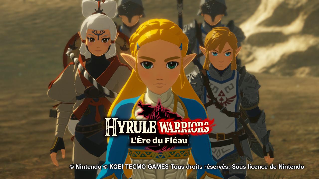 Test De Hyrule Warriors L Ere Du Fleau Sur Switch Un Coup Sur Le Muso Le Mag Jeux High Tech