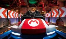 Super Nintendo World : vidéo embarquée dans Mario Kart «Bowser challenge»