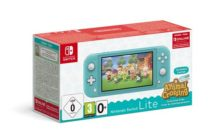 Le pack Switch Lite Animal Crossing débarque chez FNAC