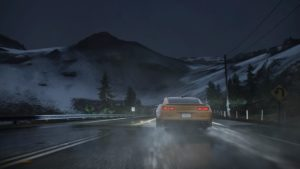 Need For Speed : Une Camaro de nuit sur les routes de Seacrest County