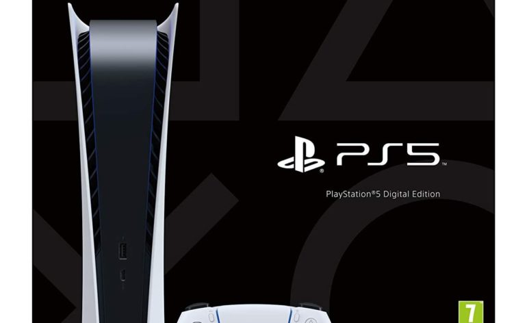 ps5 sony digital
