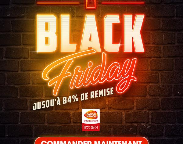 Bandai Namco Black Friday