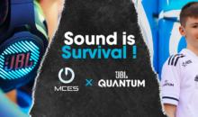MCES et JBL Quantum s'associent pour le meilleur…