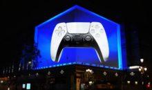 PS5 : la console de Sony célébrée Place de l'Opéra, à Paris (images)