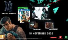 XIII est disponible sur PS4/One mais pas avant 2021 sur Switch