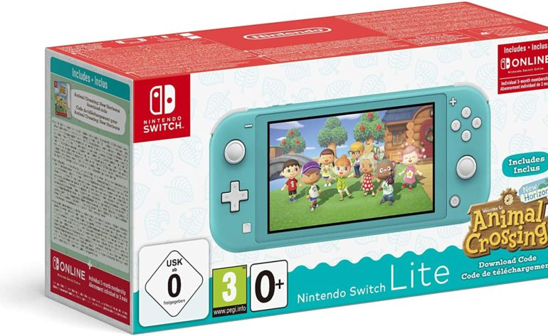 switch lite pack