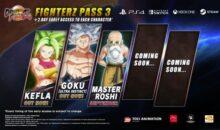 Dragon Ball FighterZ : de nouveaux combattants annoncés le 20 décembre