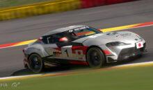 Gran Turismo : Miyazono remporte la Supra Cup