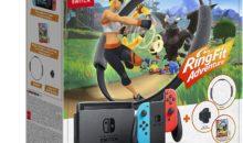 Nintendo : un nouveau pack Switch pour éliminer les calories…des réveillons !